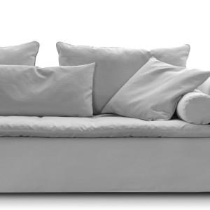 Καναπές - Κρεβάτι   207x95εκ. (207x175εκ.) με αποσπώμενο ύφασμα  Από 1.129€