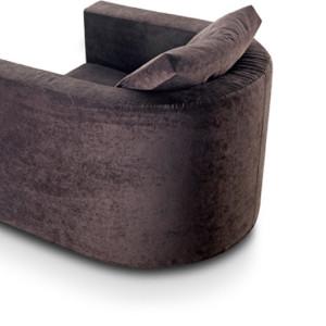 Πολυθρόνα 80x90εκ. με ύφασμα
