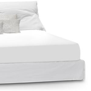 Κρεβάτι 175x215x96εκ.  με αποσπώμενο ύφασμα για στρώμα διαστάσεων 160x200εκ. ή άλλων διαστάσεων και με δυνατότητα αποθηκευτικού χώρου.  Το στρώμα υποστηρίζεται από σανίδες ή από ανατομικές λάτες.
