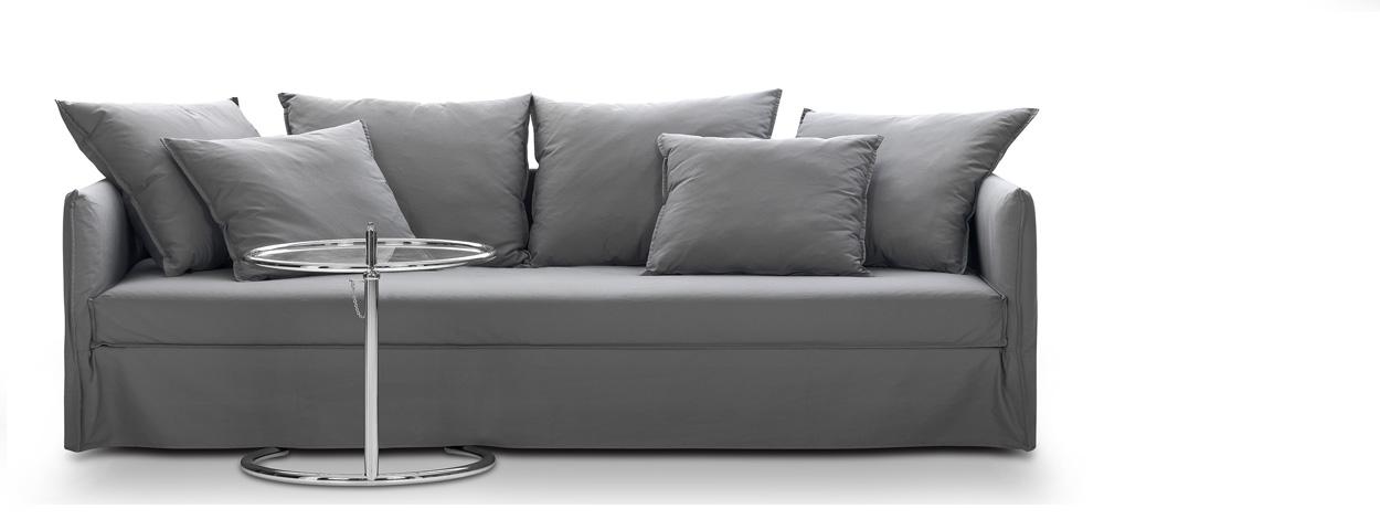 Καναπές - Κρεβάτι  200x85εκ. (200x160εκ.) με αποσπώμενο ύφασμα