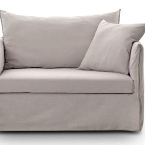 Πολυθρόνα - κρεβάτι 115x90εκ. (115x194εκ.) με ύφασμα   Από 603€
