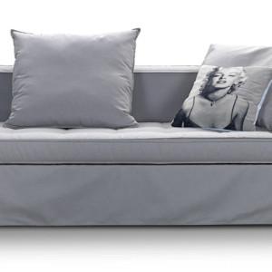 Καναπές - Κρεβάτι  190x95εκ. (190x140εκ.) με αποσπώμενο ύφασμα  Από 774€